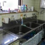 Umidassのキッチンスペース