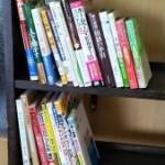 コワーキングスペース Umidass の本棚
