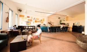 コワーキングスペースをオフィス活用のイメージ
