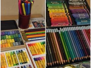 おとなの塗り絵教室画像1