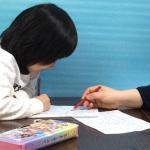 子供鉛筆教室の様子