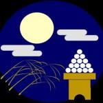 お月見イメージ