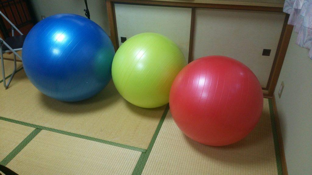 Umidassのバランスボール