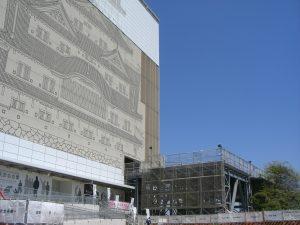 素屋根の姫路城