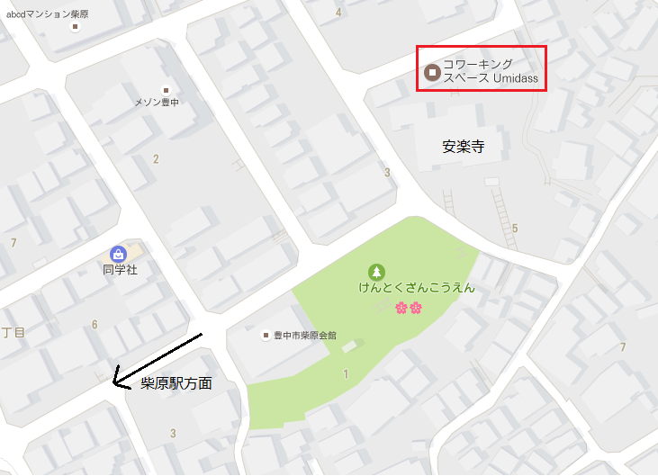 大阪府豊中市桜開花情報2017