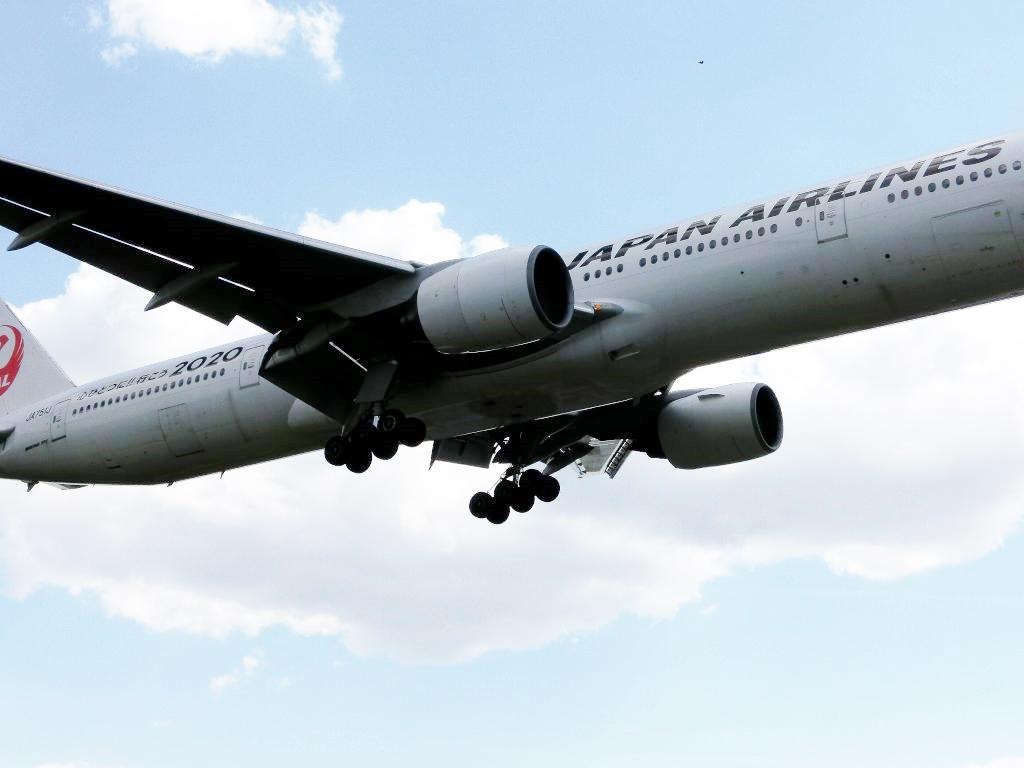 伊丹空港飛行機撮影スポット