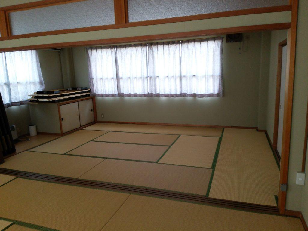 Umidass2Fの和室スペース