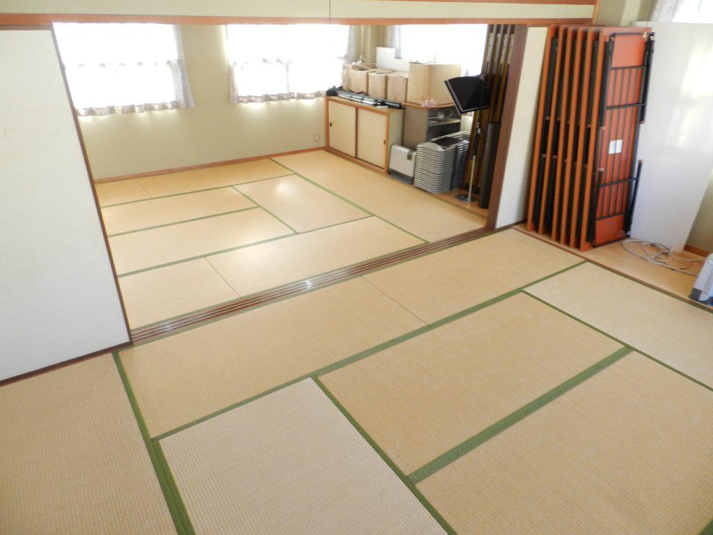 20畳の和室